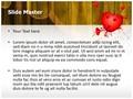 Love Broken Heart Editable PowerPoint Template