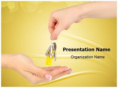Transferring Responsibilities Editable PowerPoint Template