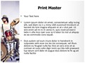 Musical Band Editable PowerPoint Template