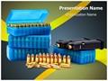 Ammunition Editable PowerPoint Template