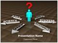 Choosing Career Editable PowerPoint Template