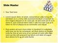 Hierarchy Pyramid Editable PowerPoint Template