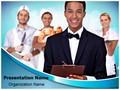 Hospitality Editable PowerPoint Template
