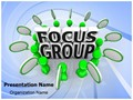 Focus Group Editable PowerPoint Template