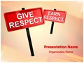 Respect Editable PowerPoint Template