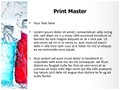 Energy Drink Editable PowerPoint Template