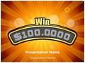Rich Millionaire Editable PowerPoint Template