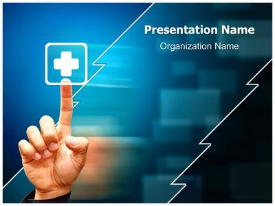 Emergency Medical Services Editable PowerPoint Template
