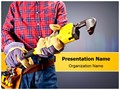 Plumber Wrench Editable PowerPoint Template