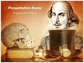 William Shakespeare Plays Editable PowerPoint Template