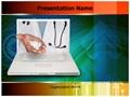 Online Pharmacy Editable PowerPoint Template