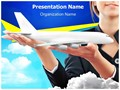 Flight Safety Editable PowerPoint Template