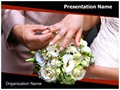 Wedding Ring Ceremony Editable PowerPoint Template