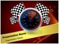Speedometer Editable PowerPoint Template