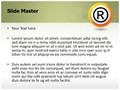 Copyright Registered Trademark Editable PowerPoint Template