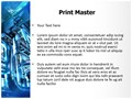 Industrial Power Plant Editable PowerPoint Template