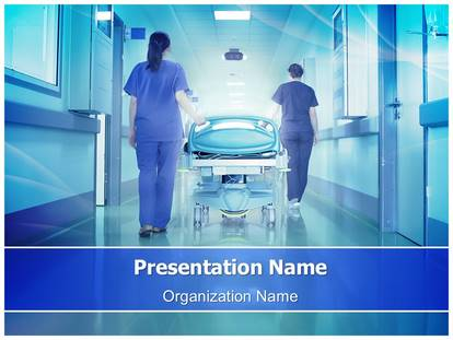 Free emergency care medical powerpoint template for medical emergency care powerpoint template toneelgroepblik Images
