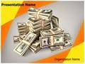 Cash Money Editable PowerPoint Template