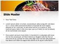 Barbecue Editable PowerPoint Template
