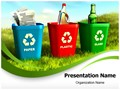 Recycling Editable PowerPoint Template