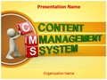 CMS Editable PowerPoint Template