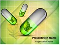 Herbal Capsules Editable PowerPoint Template