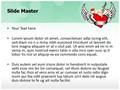 Love Heart Background Editable PowerPoint Template