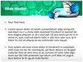 Medical Herbal Capsule Editable PowerPoint Template