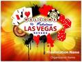 Las Vegas Casino Editable PowerPoint Template