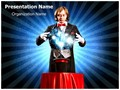 Magic Show Wizard Spell Editable PowerPoint Template