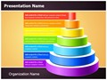 Organizational Hierarchy Editable PowerPoint Template