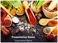 Powder Spices Editable PowerPoint Template