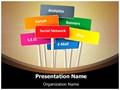 Internet Marketing Editable PowerPoint Template