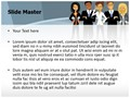Business People Group Editable PowerPoint Template