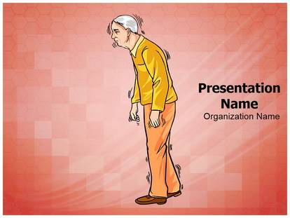 Free old age parkinson disease medical powerpoint template for old age parkinson disease powerpoint template toneelgroepblik Gallery