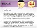 Otitis Media Eustachian Editable PowerPoint Template
