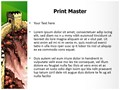 Ancient Wall Of China Editable PowerPoint Template