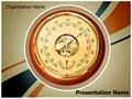 Atmosphere Aneroid Barometer Editable PowerPoint Template
