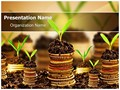 Return Financial Investment Editable PowerPoint Template