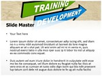 Training and Development Editable 3D Animated PPT Template