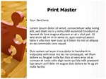 Rotating Puzzle Editable 3D Animated PPT Templates