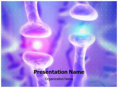 Active Receptor Medical Editable PowerPoint Template