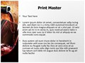 Wine Editable PowerPoint Template