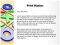 Tic Tac Toe Editable PowerPoint Template