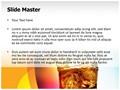 Overflowing Drink Editable PowerPoint Template