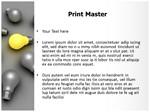 Idea Bulb Editable 3D Animated PPT Templates