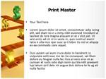 Dollar Balance Editable 3D Animated PPT Templates