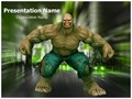 Hulk Editable PowerPoint Template