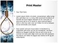 Hangman Execution Editable PowerPoint Template