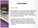 Turntable Editable 3D Animated PPT Templates